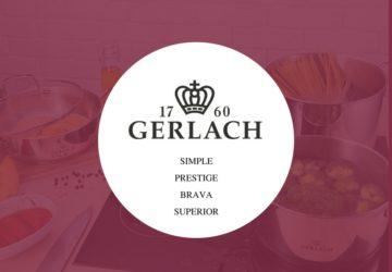 POZNAJ MARKĘ GERLACH – komplety garnków Gerlach