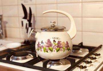 Jaki czajnik na gaz lub indukcję? Emajlo Olkusz