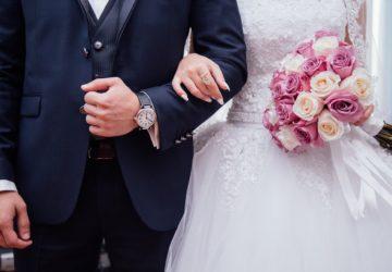 Prezentownik ślubny