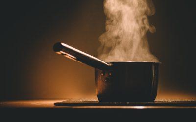 Garnek do gotowania na parze – szybki sposób na obiad