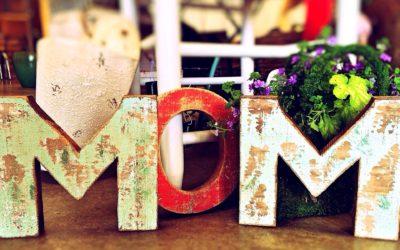 Drobny prezent na Dzień Matki