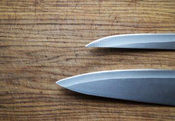 Zestaw noży w bloku dla amatorów dobrej kuchni