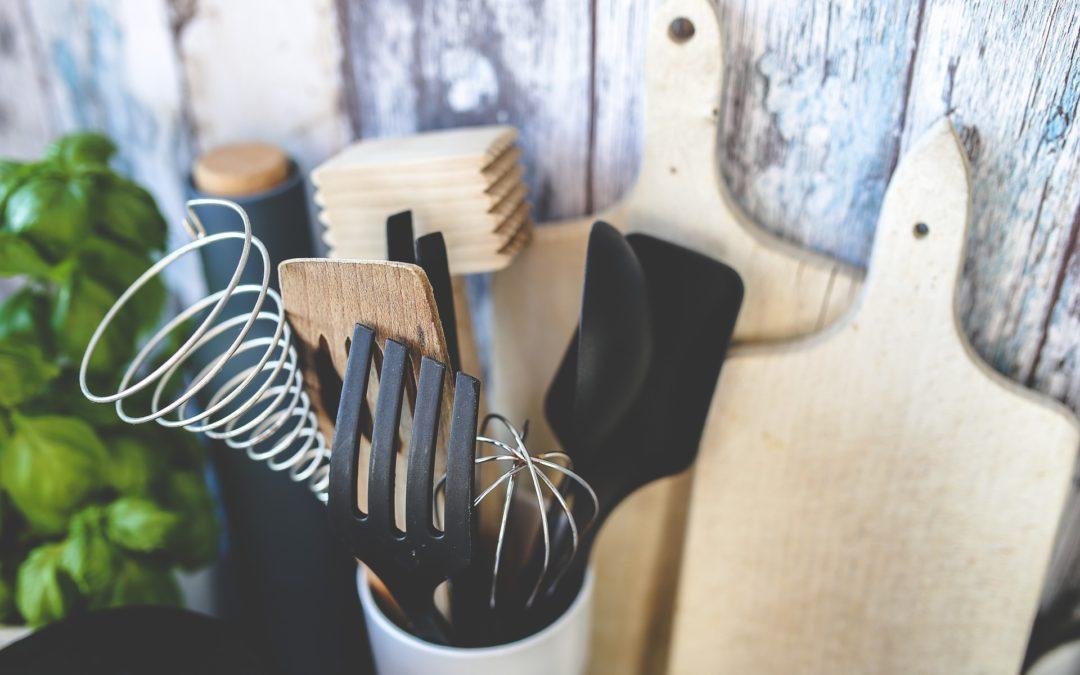 Drewno w kuchni – drewniane akcesoria do Twojej kuchni