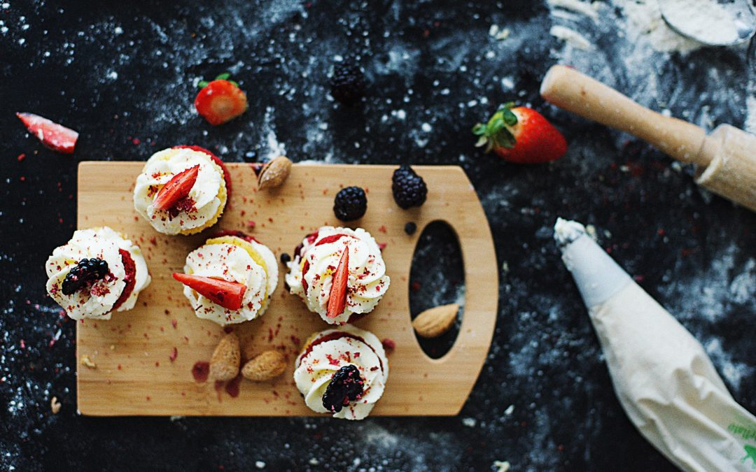 W czym upiec muffinki?