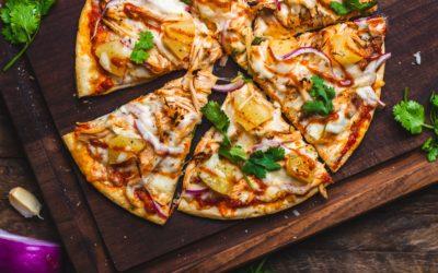 Przepis na pizzę bez drożdży