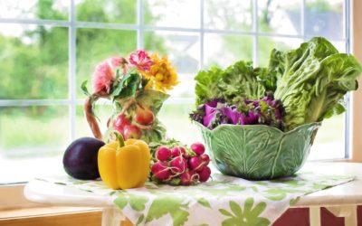 Zielono mi, czyli wiosna w kuchni