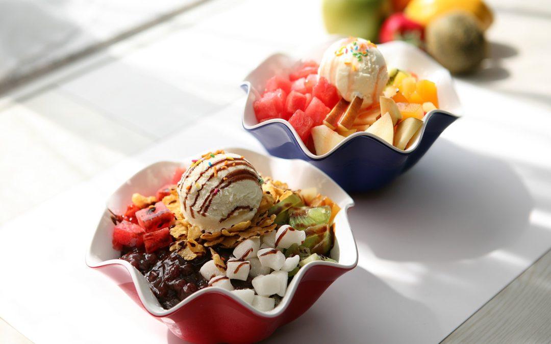 Najlepsze desery lodowe!