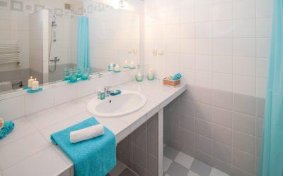 Akcesoria dekoracyjne do łazienki Vintage