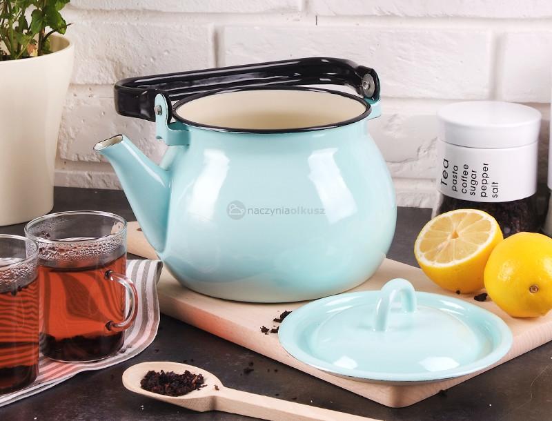 Jak użytkować czajnik emaliowany?
