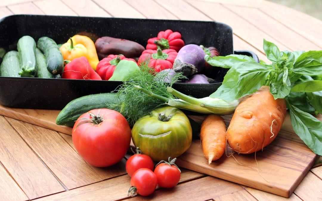 Smaczne przystawki wegetariańskie