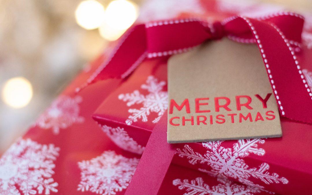 Prezent świąteczny dla Pani domu