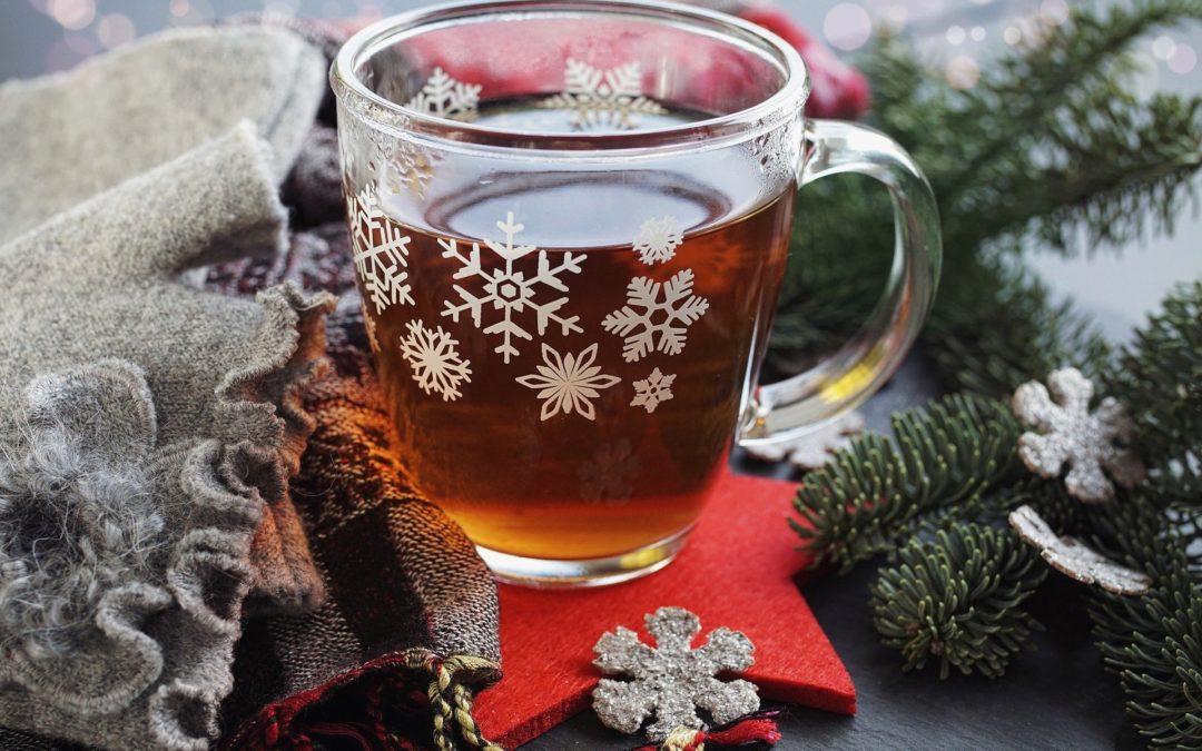 Przepis na herbatę świąteczną
