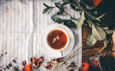 Zasady parzenia herbaty