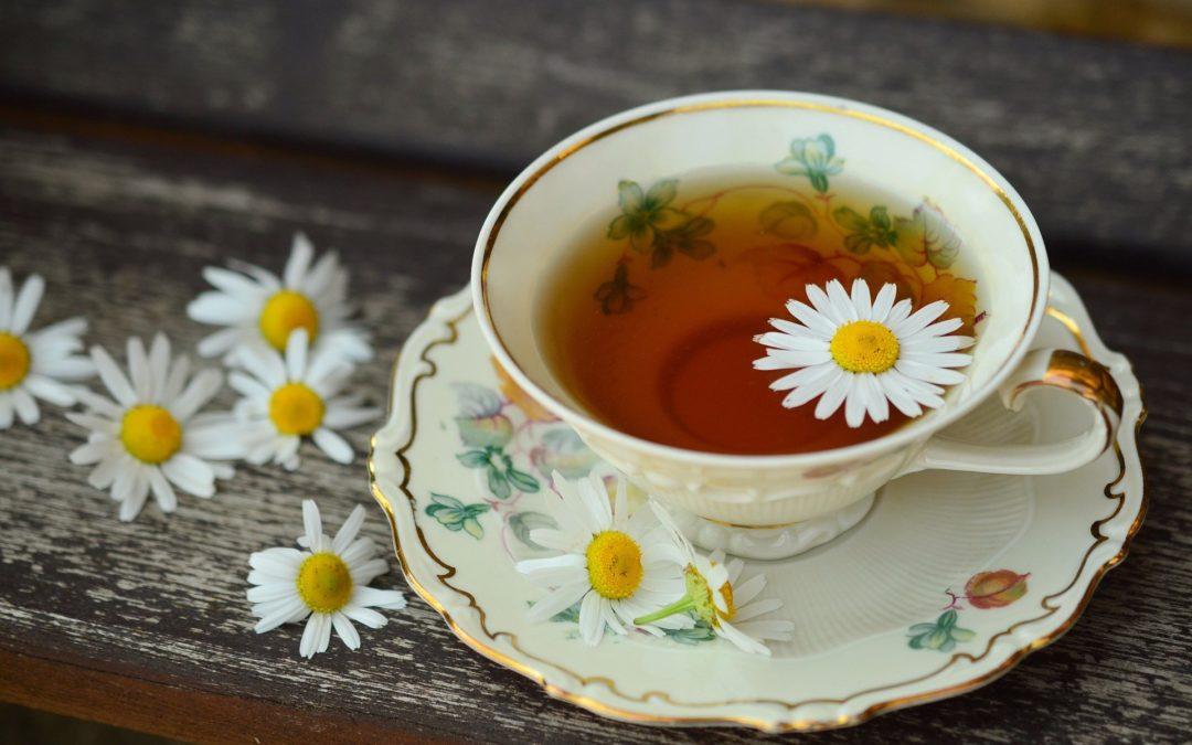 5 przepisów na aromatyczne herbaty