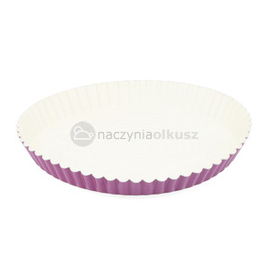 Forma do tarty pizzy 275 mm fioletowa