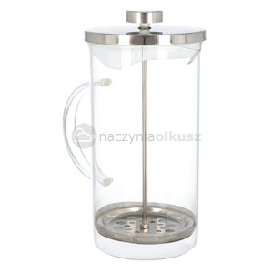 Zaparzacz do kawy i herbaty kawiarka French press CREMA 1L